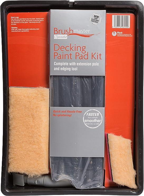 Brushmaster Kit applicateur de peinture pour sol de garage