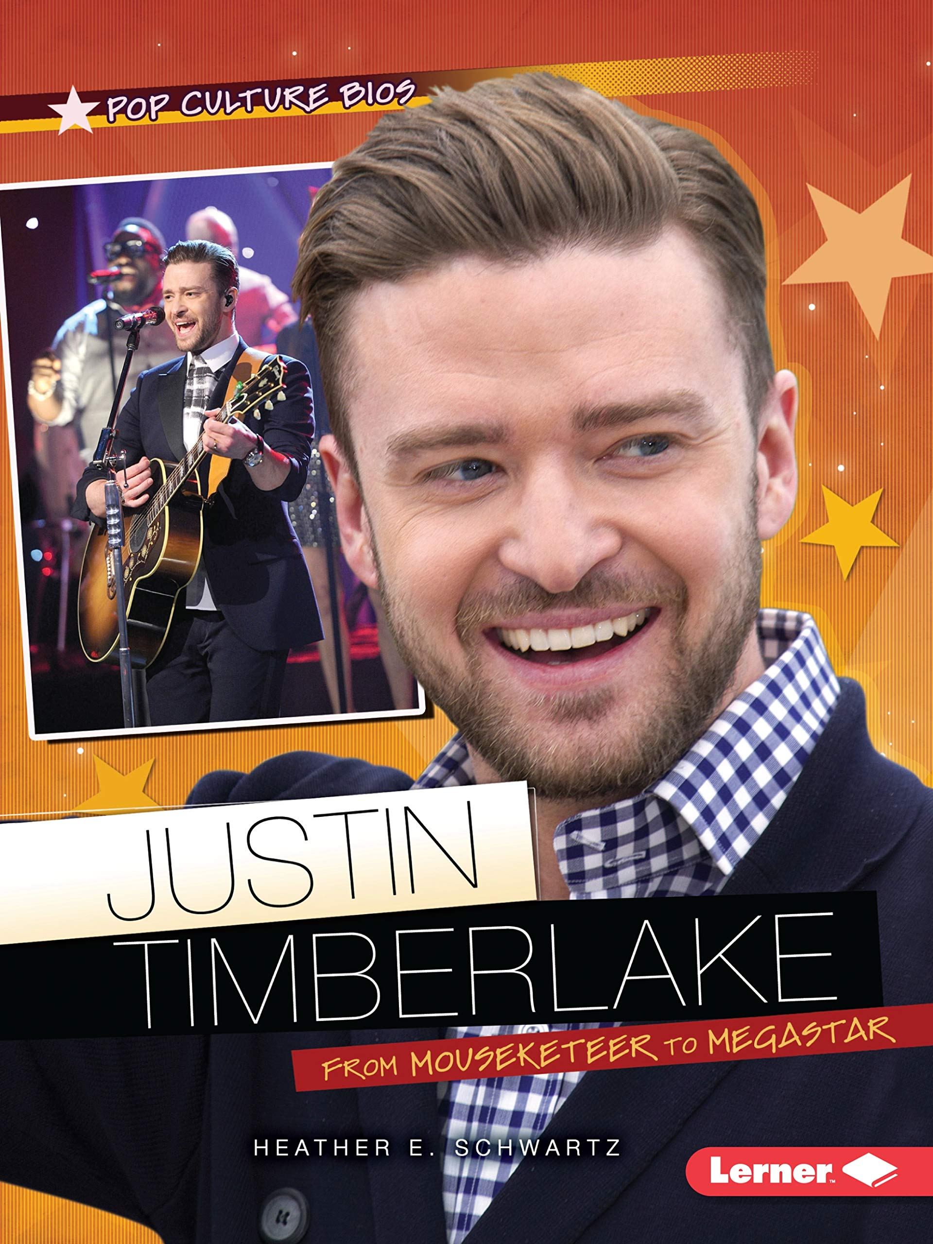 Read Online Justin Timberlake: From Mouseketeer to Megastar (Pop Culture Bios) ebook