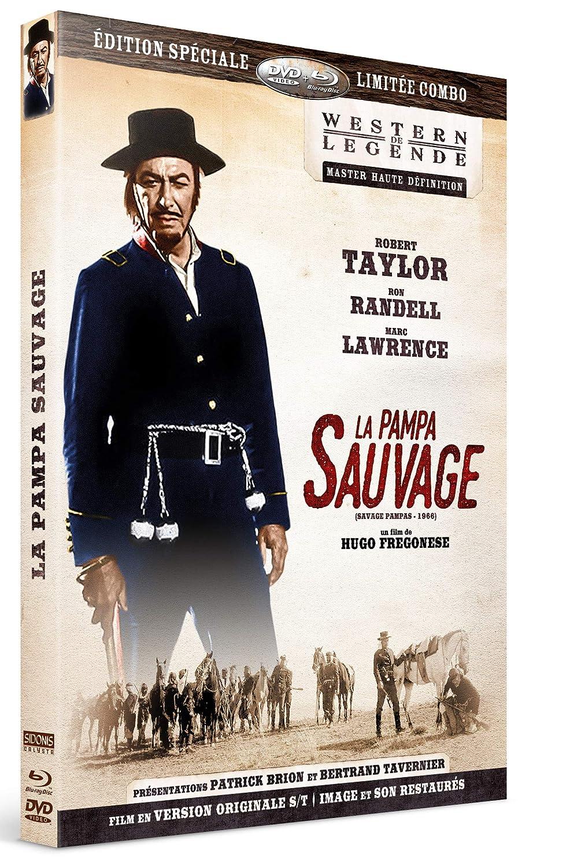 La Pampa sauvage [Francia] [Blu-ray]: Amazon.es: Robert ...