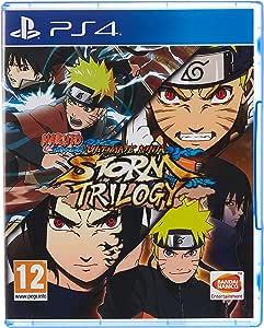 Naruto Shippuden Ultimate Ninja Storm Trilogy (Ps4)