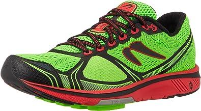 newtonrunning Motion 7, Zapatillas de Running para Hombre, Verde ...