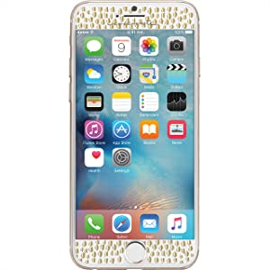 Case-Mate - iPhone - 8 | 7 | 6 - Gilded Glass - Glass Screen Protector - Apple iPhone - Gold