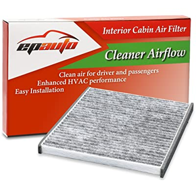 EPAuto CP132 (CF10132) Replacement for Toyota/Lexus Premium Cabin Air Filter includes Activated Carbon: Automotive