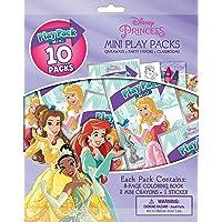 Bendon Mini Play Packs, Princesas - Disney, Multicolor, Una Talla