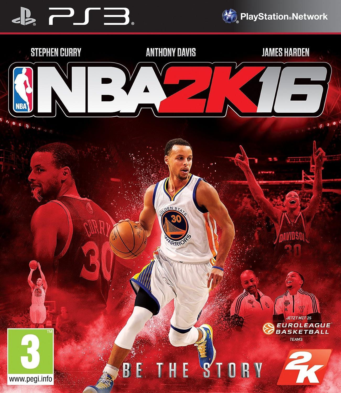 NBA 2K16 [At Pegi] [Importación Alemana]: Amazon.es: Videojuegos