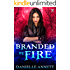 Branded by Fire: An Urban Fantasy Novel (Blood and Magic Book 4)