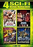 Sci-Fi Movie Marathon [DVD] [Region 1] [US Import] [NTSC]