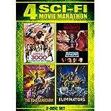 SciFi Movie Marathon (America 3000, Arena, Eliminators & The Time Guardians)