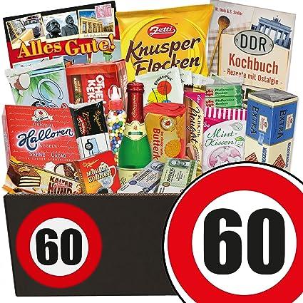 60 Geburtstag Susse Ddr Waren Geschenke Zum 60 Geburtstag Papa
