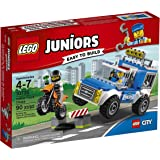 LEGO Juniors Police Truck Chase 10735 Toy for 4-Year-Olds