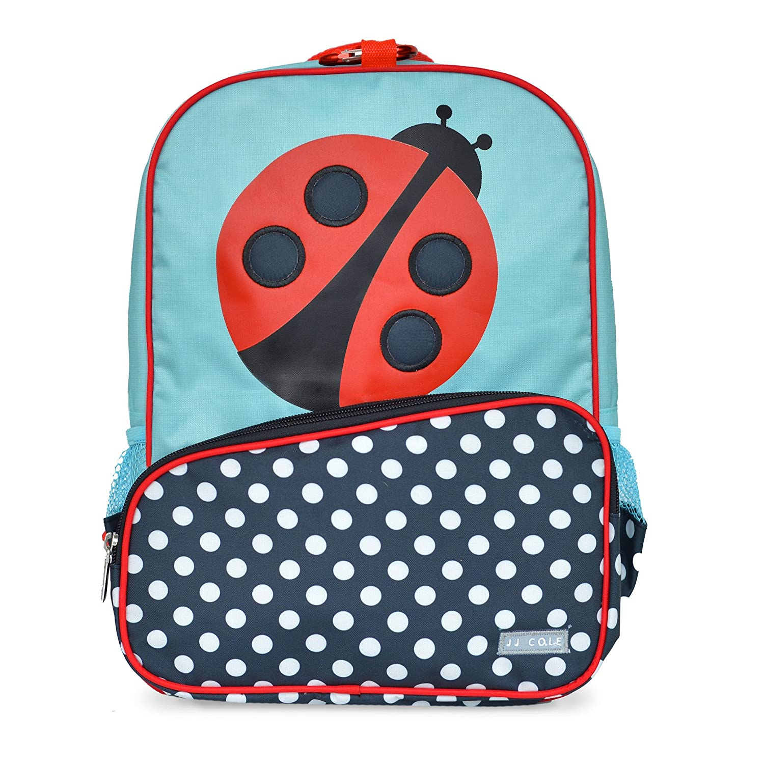 JJ Cole Toddler Backpack, Lady Bug J00552