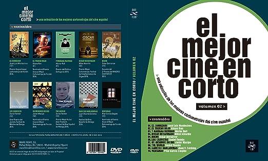 EL MEJOR CINE EN CORTO. Vol.2: Amazon.es: José Luis ...