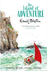 The Island of Adventure (The Adventure Series) Paperback