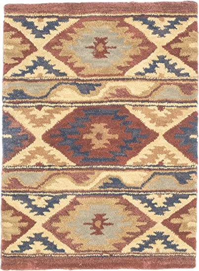 Amazon Com 2 X 3 Southwest Design Wool Small Rug By Rug Shop