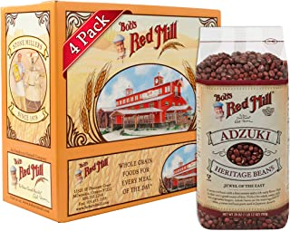 product image for Bob's Red Mill Adzuki Beans, 28 Ounce (Pack of 4)