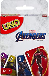 UNO: Marvel Avengers - Card Game