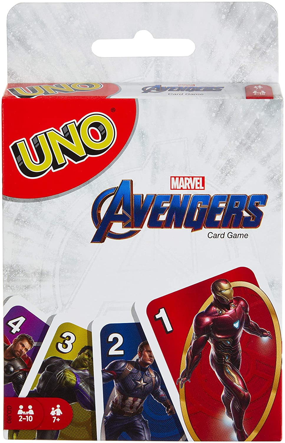 UNO Avengers Card Game
