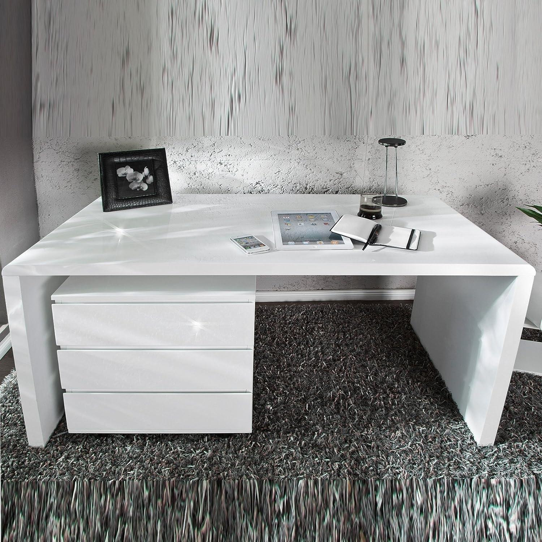 Moderner Design Schreibtisch Helsinki Holztisch B Rotisch