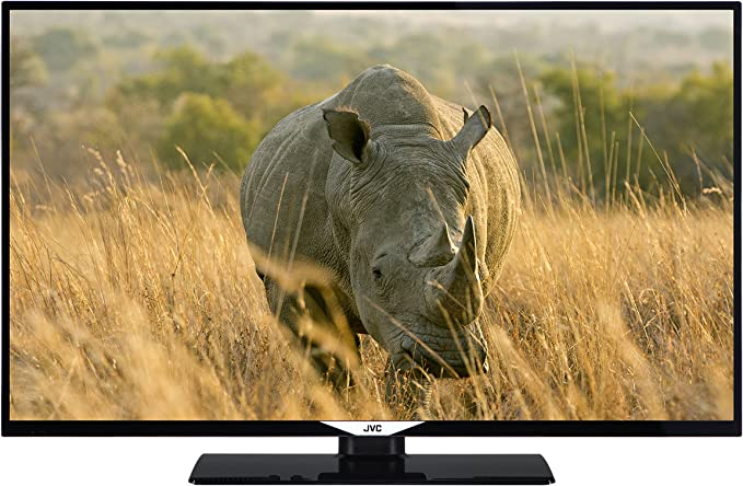Jvc LT de 39vf52j 99 cm (39 pulgadas) televisor (Full HD, smart TV, sintonizador triple, WiFi, Bluetooth): Amazon.es: Electrónica