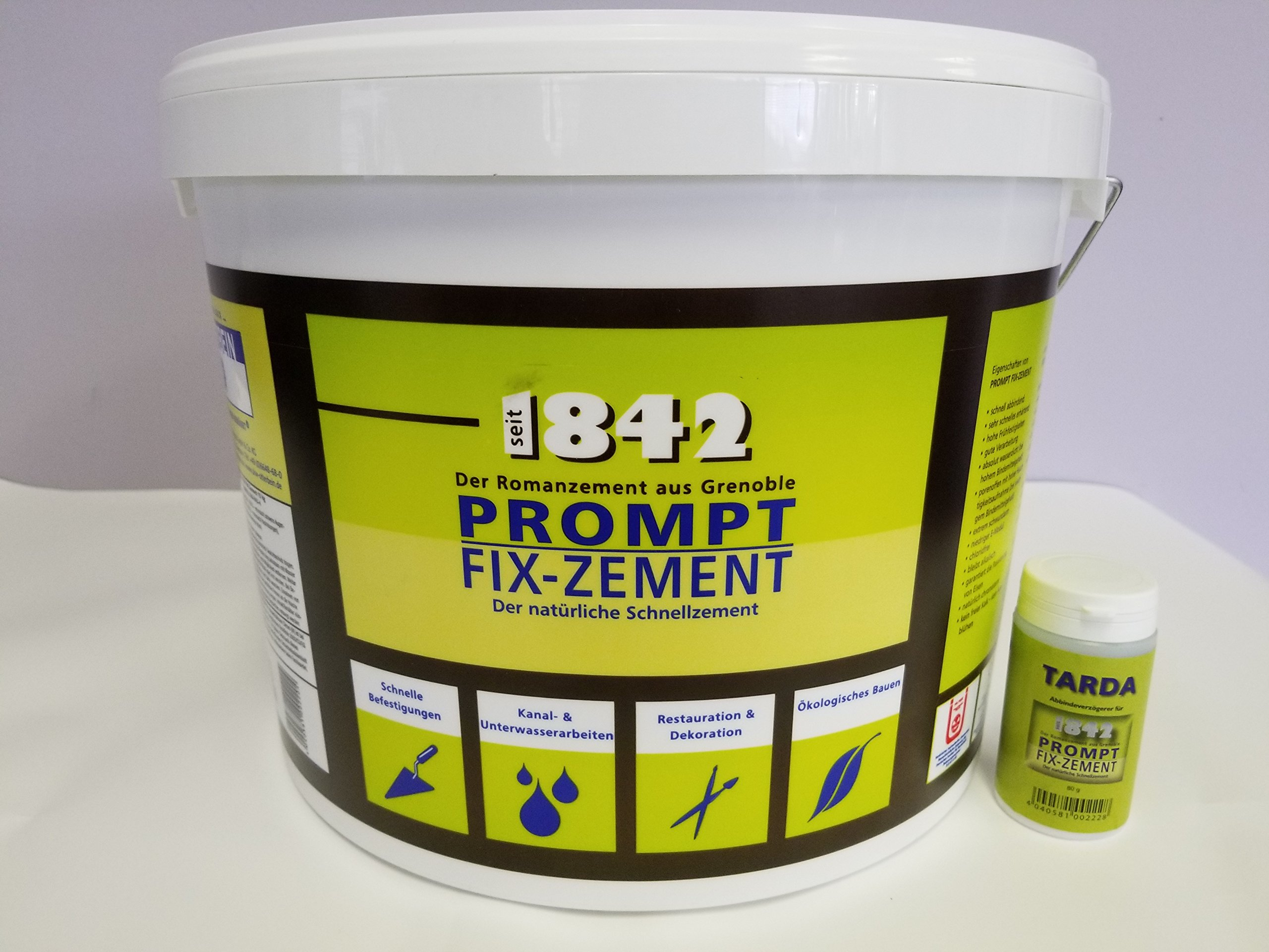 Prompt Natural Cement - 15 KG (33 lbs)