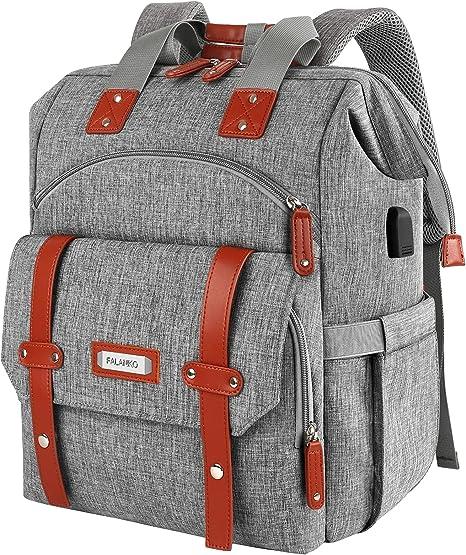 Womens Ladies Shoulder Bags Backpack College School Travel Book Laptop Satchel