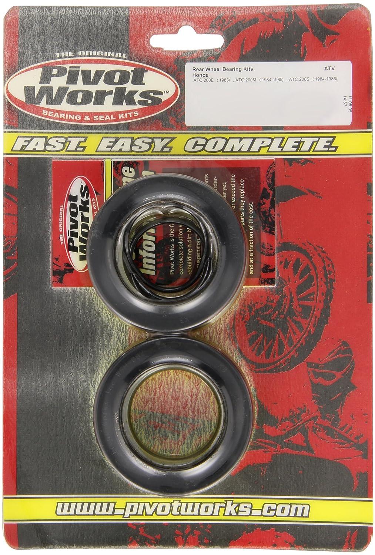 Pivot Works PWRWK-H56-000 Rear Wheel Bearing Kit