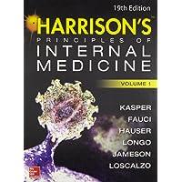 Harrison's Principles Of Internal Medicine 19/E - Vol 1&2: Indian Edition
