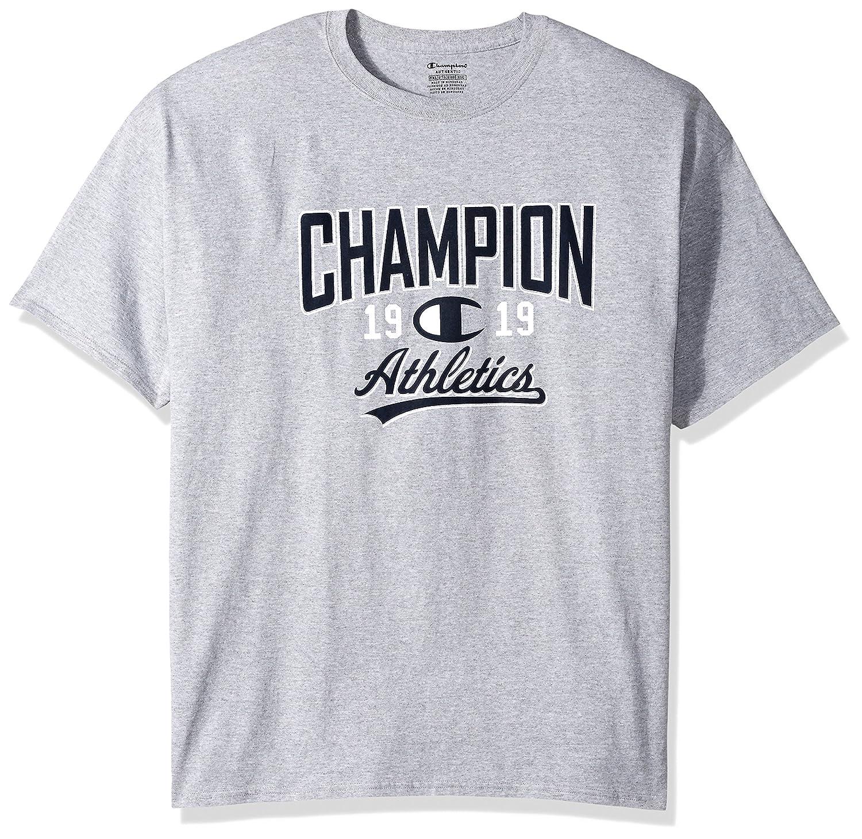 Champion Men's Classic Jersey Graphic T-Shirt Champion Men' s Athletic GT280
