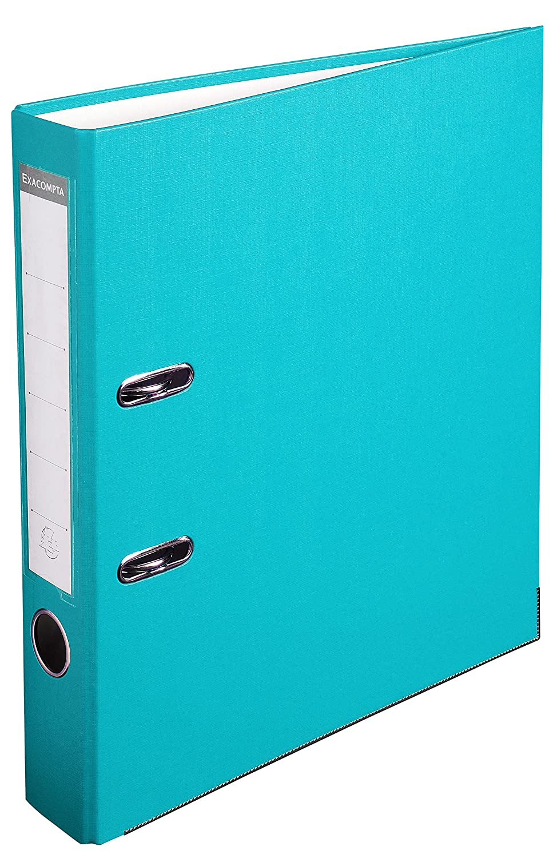Exacompta 915416B - Carpeta (Conventional file folder, Polipropileno (PP), Gris, A4, 320 mm, 290 mm)