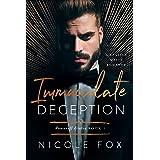 Immaculate Deception: A Russian Mafia Romance (Romanoff Bratva Book 1)