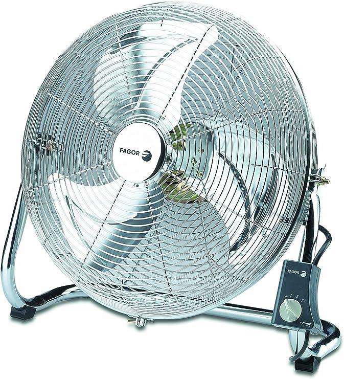 Fagor - Ventilador Circulador Suelo Vi18N, 110W. 3 Veloc, 50Cm ...