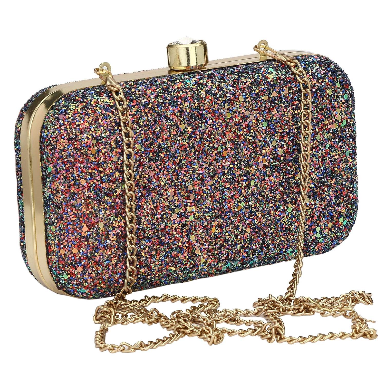 Beautiful Party Wear Hand Clutch Bag Purse