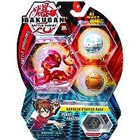 Spin Master-Starter 3 Pack-Mix 10 Paquete de 3 figuras de acción coleccionables, para edades de 6 y más, multicolor (6054990) , color/modelo surtido