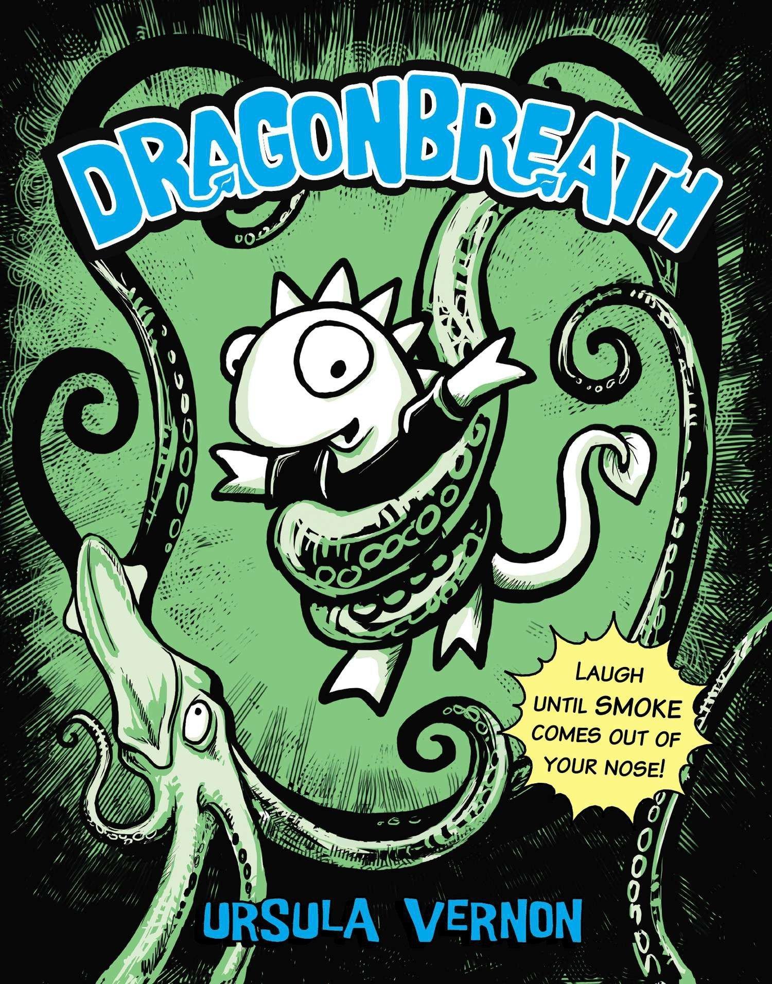 Dragonbreath #1 ebook