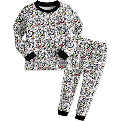 12M-7T Boys 100% Cotton Sleepwear Pajama 2 Pieces Set Picasso