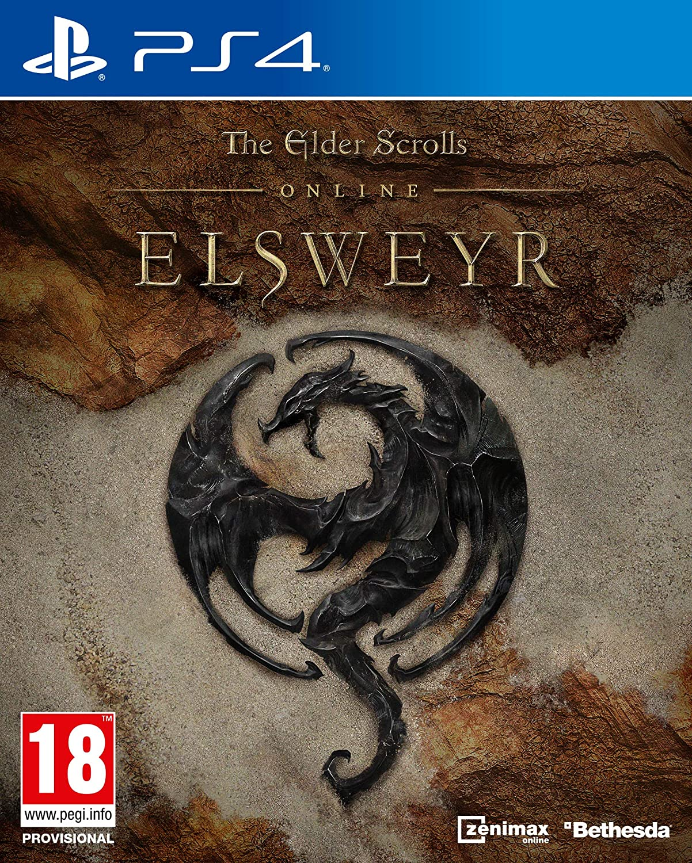 Elder Scrolls Online Elsweyr PS4 (PS4): Amazon co uk: PC