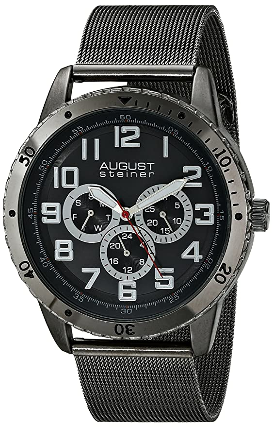 august steiner watch review
