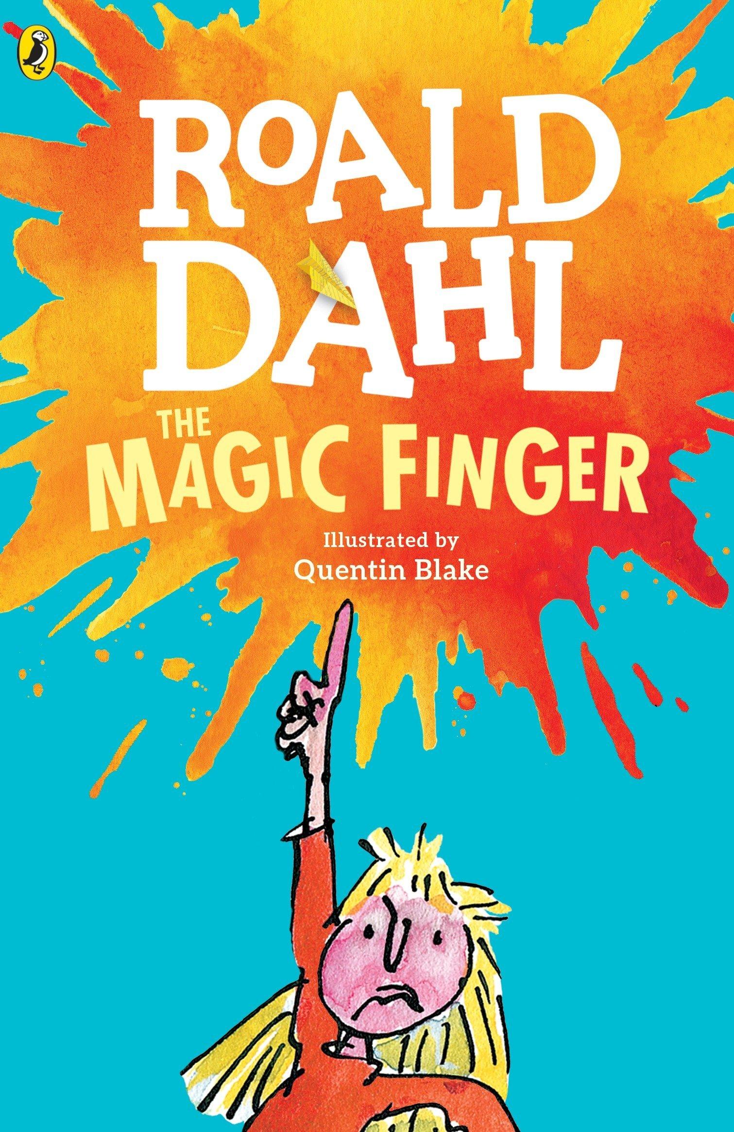 The Magic Finger PDF