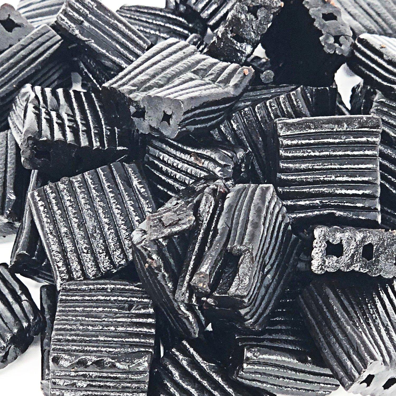 FINNSKA Black Licorice Ripples, 7.7-Pound Tubs by Finnska