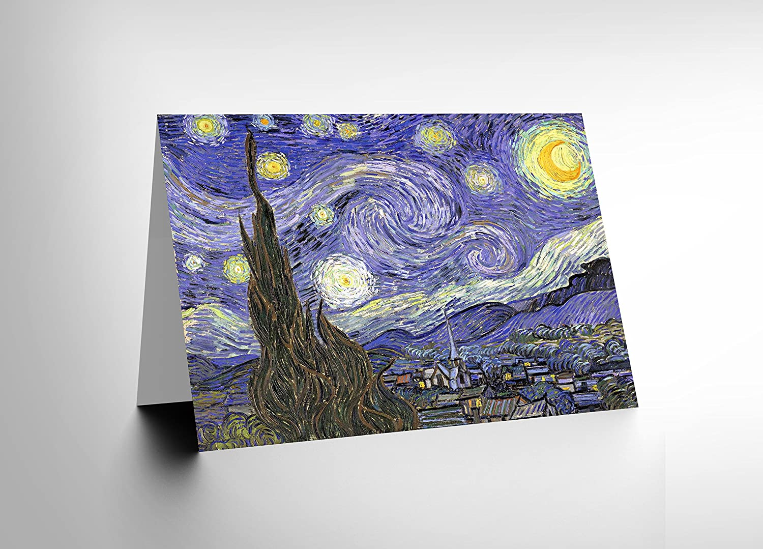 six van gogh cards dover postcards amazon co uk vincent van