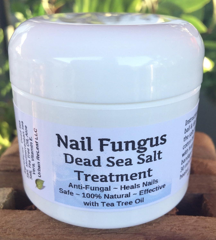 Amazon.com: NAIL FUNGUS Dead Sea Salt Treatment ! Safe Natural ...