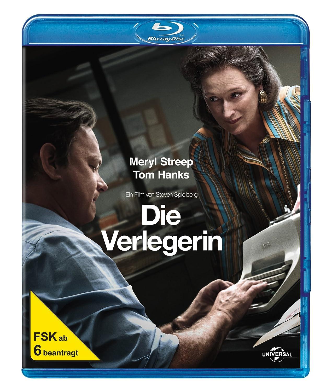Die Verlegerin - Ultra HD Blu-ray [4k + Blu-ray Disc]