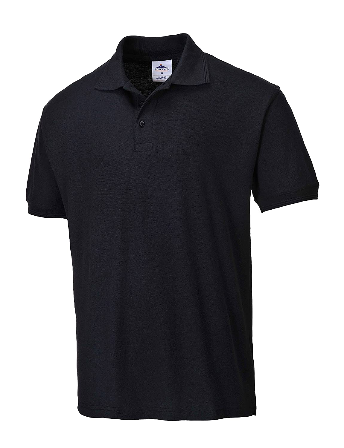 Portwest B210PURXXXL - Naples polo shirt color: purple talla: 3 xl ...