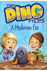 The Dino Files #1: A Mysterious Egg Paperback