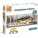 Clementoni 39373 - Puzzle - Panorama Dmf - Minions - 1000 Pièces