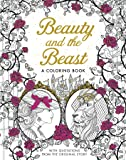 Beauty and the Beast: A Coloring Book (Classic Coloring Book)