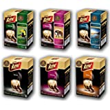 Bean2Pod: Rene Variety Flavour Bundle - 60 Rene ®Nespresso Compatible Coffee Capsules