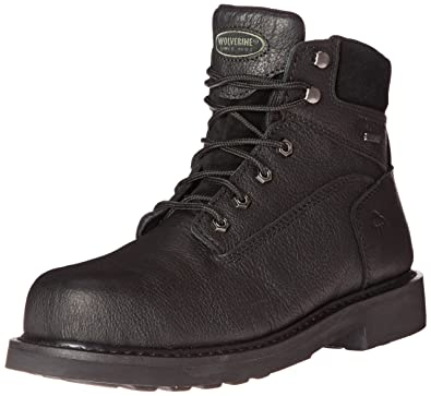 20182017 Shoes Wolverine Mens Goretex 6 Inch Semi Dura Welt Work Boot Store Online