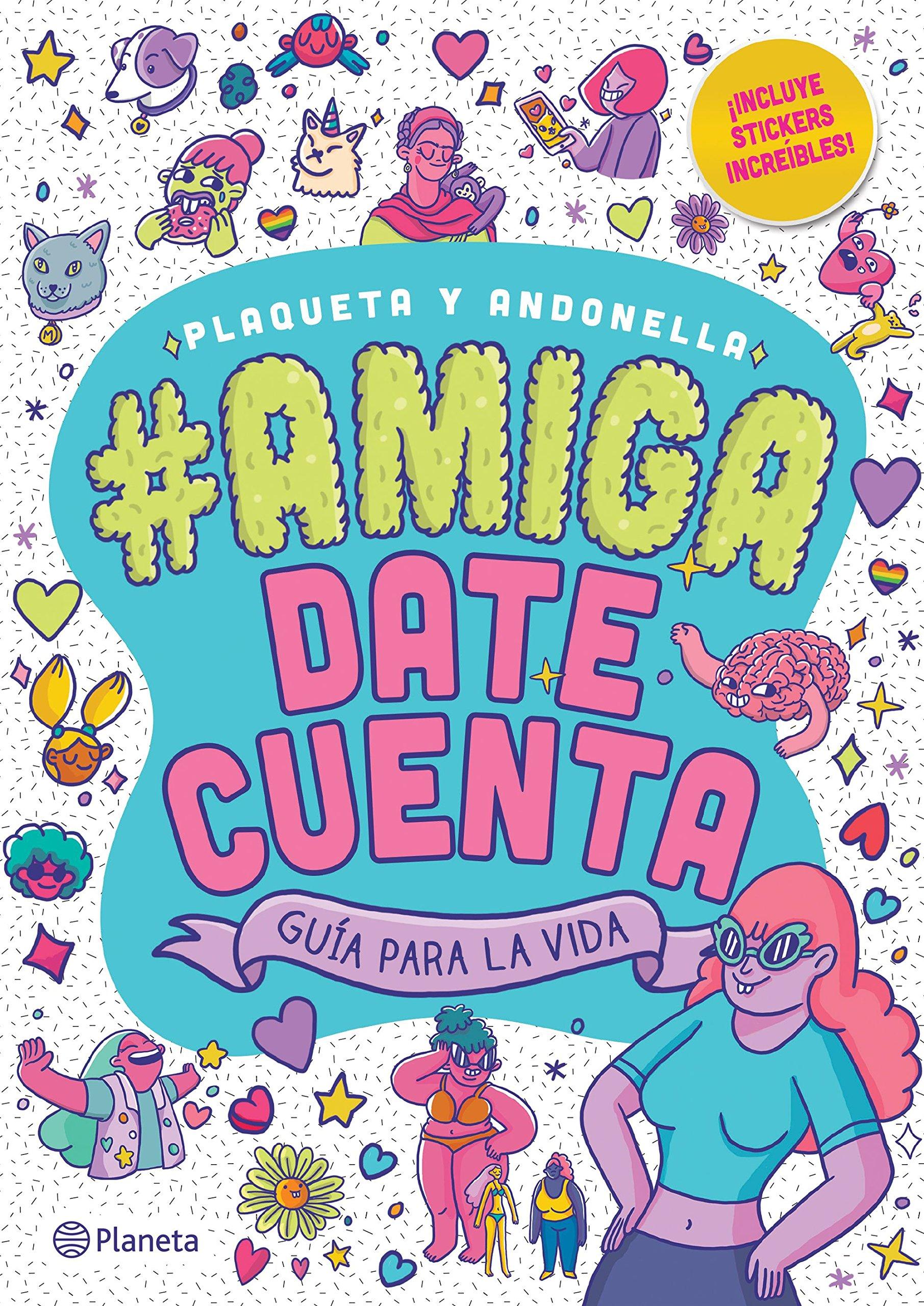 amigadatecuenta: Amazon.es: Andonella, Andonella, Plaqueta ...