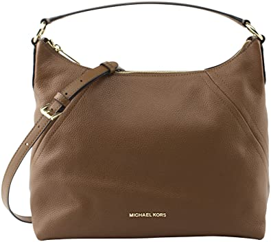 301c216404 Amazon.com: Michael Kors Aria Medium Monogram Luggage: Shoes